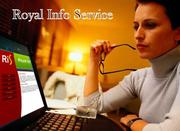 Royal Info Service Searching