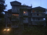 four storyed building at namchi south sikkim.