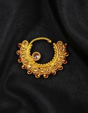 Buy Beautiful Collection of Nose Rings Online at Affordable Price