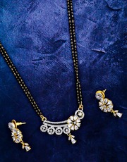 Get Online Collection of Latest Mangalsutra Designs at Low Price
