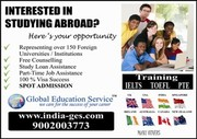 Study in UK. Overseas Consultant. No consultancy fee